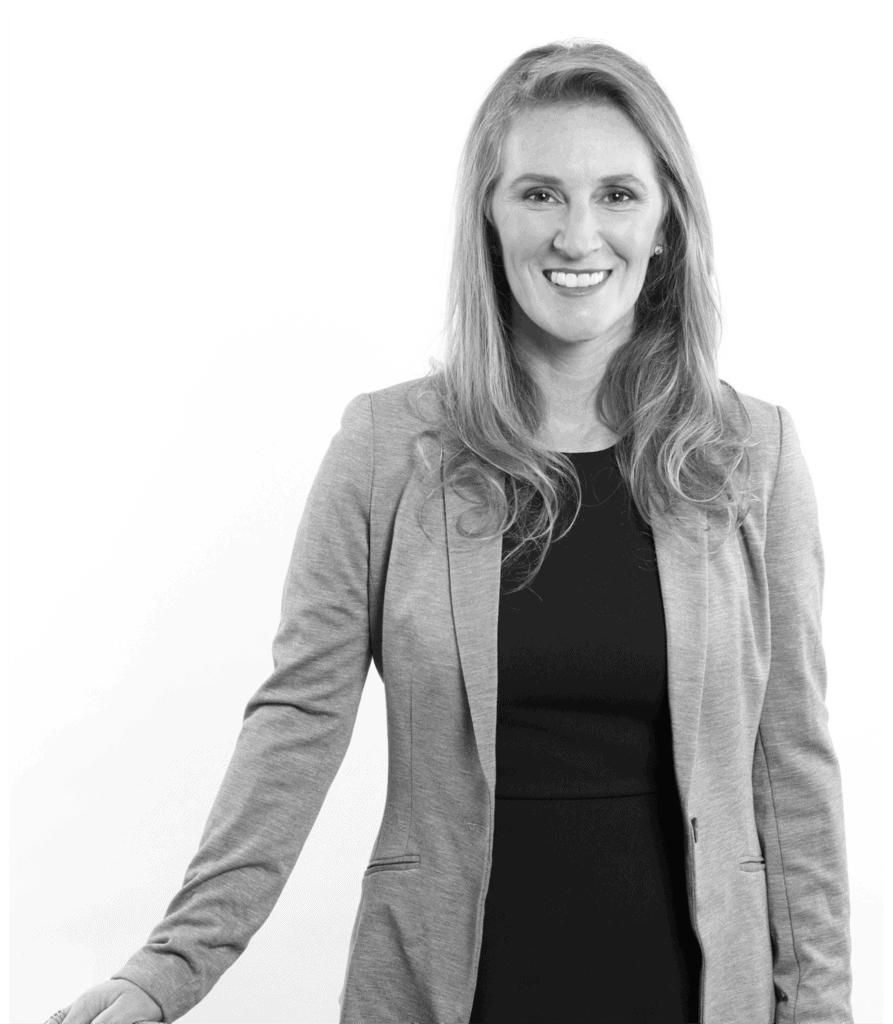 Sarah Livesey, US Financial Controller